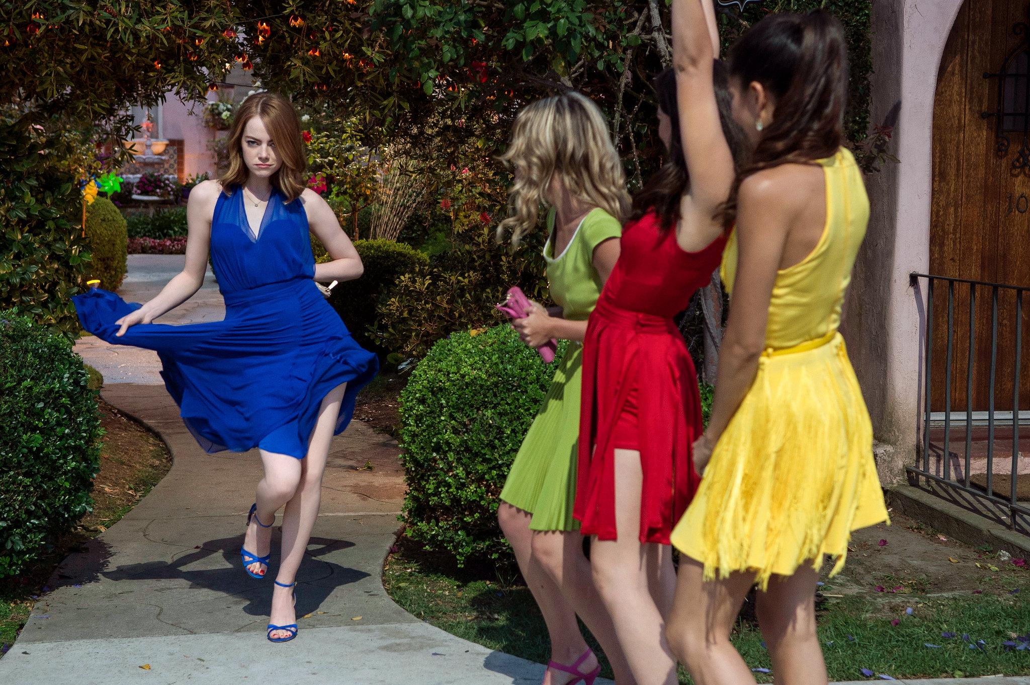LA LA LAND-DANCE-DRESSES